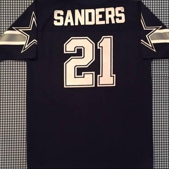 cheaper d8606 ea746 Vintage Deion Sanders Cowboys Jersey